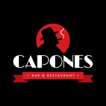 Capones Logo